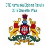 DTE Diploma results